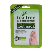 Xpel Tea Tree & Peppermint Deep Moisturising Foot Pack