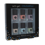 2K Let´s Get Colourful! Pastels Nail Polish