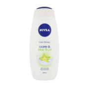 Nivea Care & Star Fruit Shower Gel