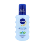 Nivea Sun Moisturising After Sun Spray With Aloe Vera