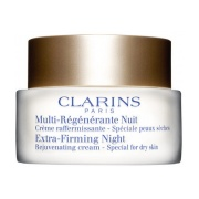 Clarins Extra Firming Night Rejuvenating Cream Dry Skin