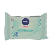 Nivea Baby Pure & Sensitive Cleansing Wipes