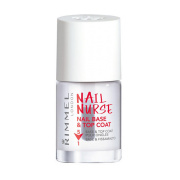 Rimmel London Nail Nurse Nail Base & Top Coat