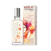 Replay your fragrance! Refresh