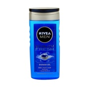 Nivea Men Vitality Fresh Shower Gel