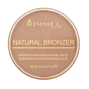 Rimmel London Natural Bronzer Waterproof Bronzing Powder SPF15