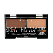 Rimmel London Brow This Way Scuplting Kit