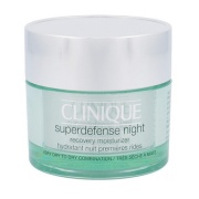 Clinique Superdefense Night Recovery Moisturizer Dry Skin