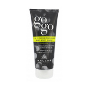 Kallos Gogo 2 in 1 Energizing Hair And Body Wash