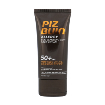 Piz Buin Allergy Sun Sensitive Skin Face Cream SPF50