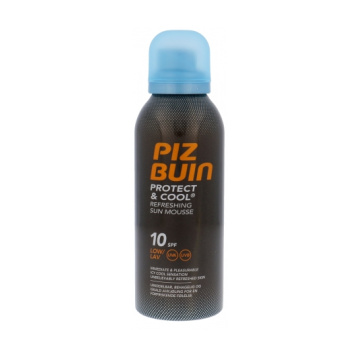 Piz Buin Protect & Cool Refreshing Sun Mousse SPF10