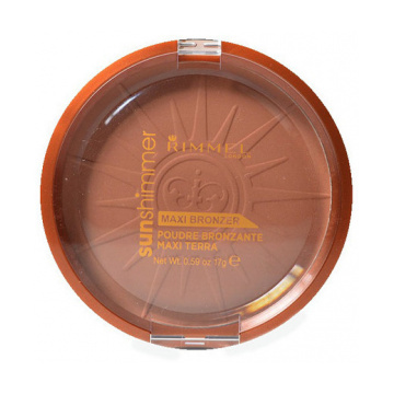 Rimmel London Sun Shimmer Maxi Bronzer Powder