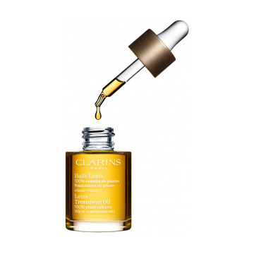 Clarins Face Treatment Oil Lotus
