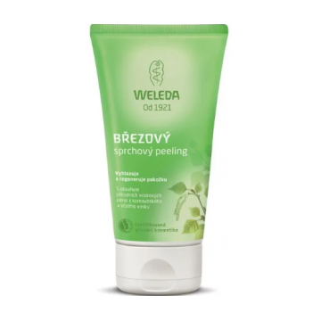 Weleda Birch Body Scrub