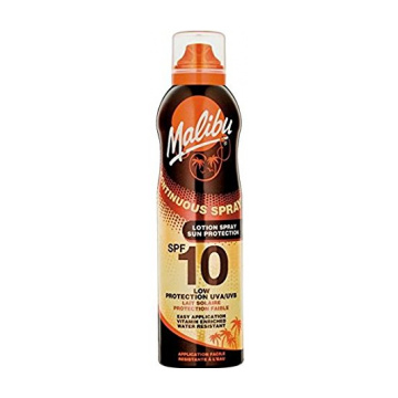 Malibu Continuous Spray Lotion Spray SPF10