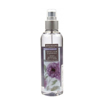 Atkinsons Perfumed Body Water Camelia