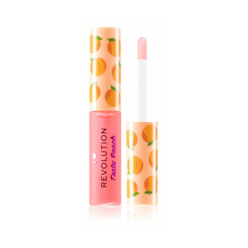 I Heart Revolution Tasty Peach Lip Oil