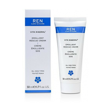 Ren Clean Skincare Vita Mineral Emollient Rescue Day Cream