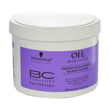 Schwarzkopf BC Bonacure Oil Miracle Barbary Fig & Keratin Mask