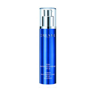 Orlane Extreme Anti-Wrinkle Care Sunscreen SPF30