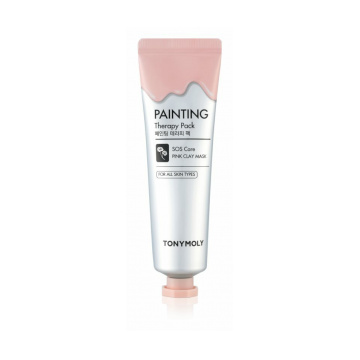 Tonymoly Painting Therapy Pack Pink Clay
