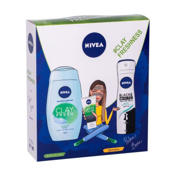 Nivea Clay Fresh