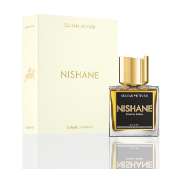 Nishane Collection Miniature Art Sultan Vetiver