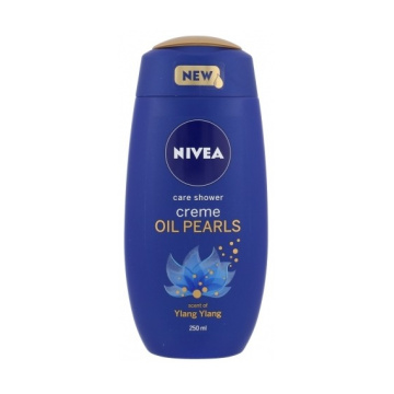 Nivea Creme Oil Pearls Shower Gel Ylang Ylang